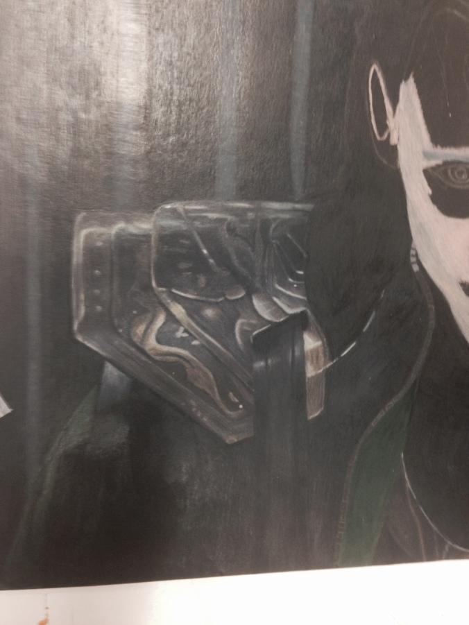 Lindsey's Loki Prisma piece